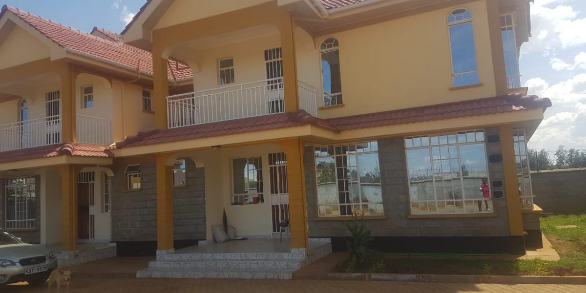 Three-Bedroomed Bungalow